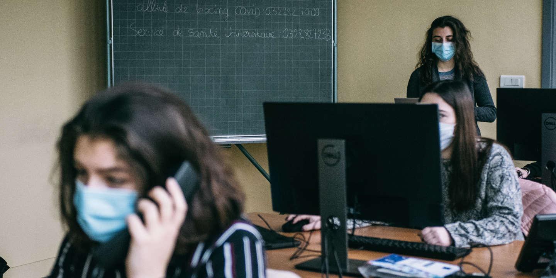 L'université d'Amiens dépassée par la détresse psychologique de ses étudiants - Le Monde