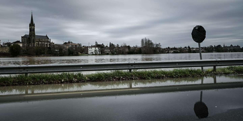 Inondations: le Lot-et-Garonne touché par la «crue laplus importante depuis quarante ans»
