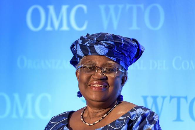 La Nigériane Ngozi Okonjo-Iweala, à Genève, le 15 juillet 2020.