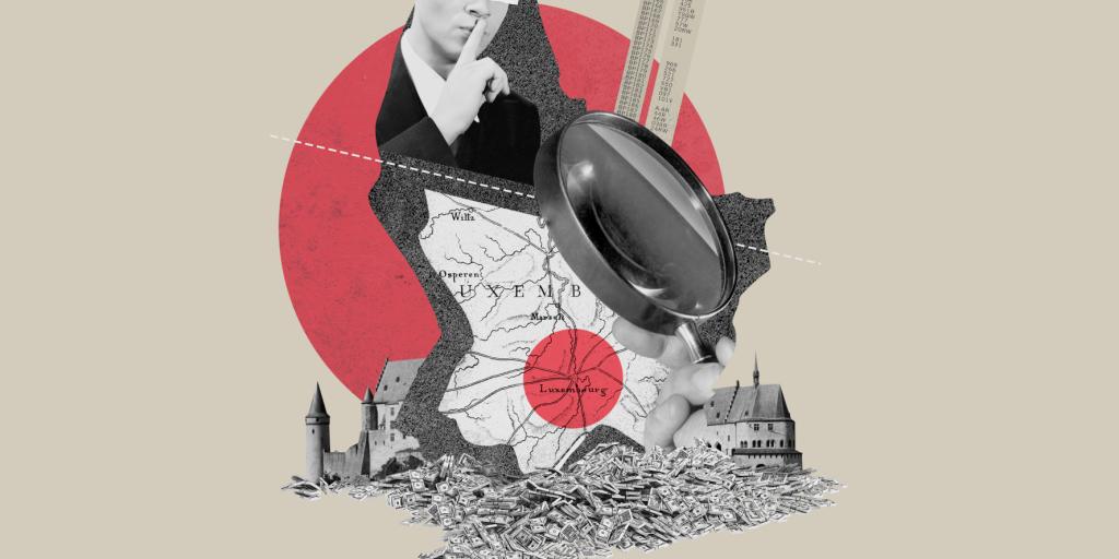 OpenLux : los secretos de Luxemburgo , un paraíso fiscal en el corazón de Europa