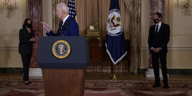 Etats-Unis : Joe Biden veut renouer avec une diplomatie fondée sur les « alliances » et les « valeurs » - Le Monde
