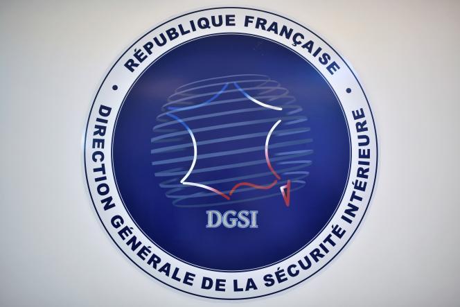 Le logo de la direction générale de la sécurité intérieure, (DGSI).