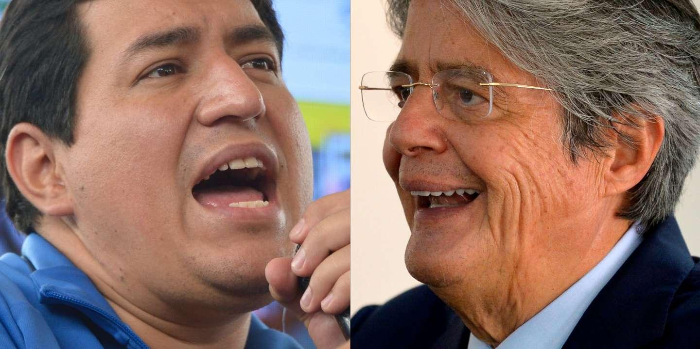 Présidentielle en Equateur : le socialiste Arauz et le conservateur Lasso s'affronteront au second tour - Le Monde
