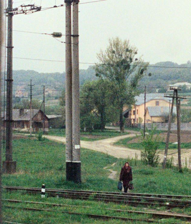 A Zolovich, en Ukraine.
