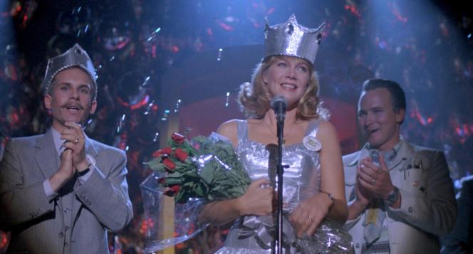 Kathleen Turner dans «Peggy Sue s'est mariée» (1986), de Francis Ford Coppola.