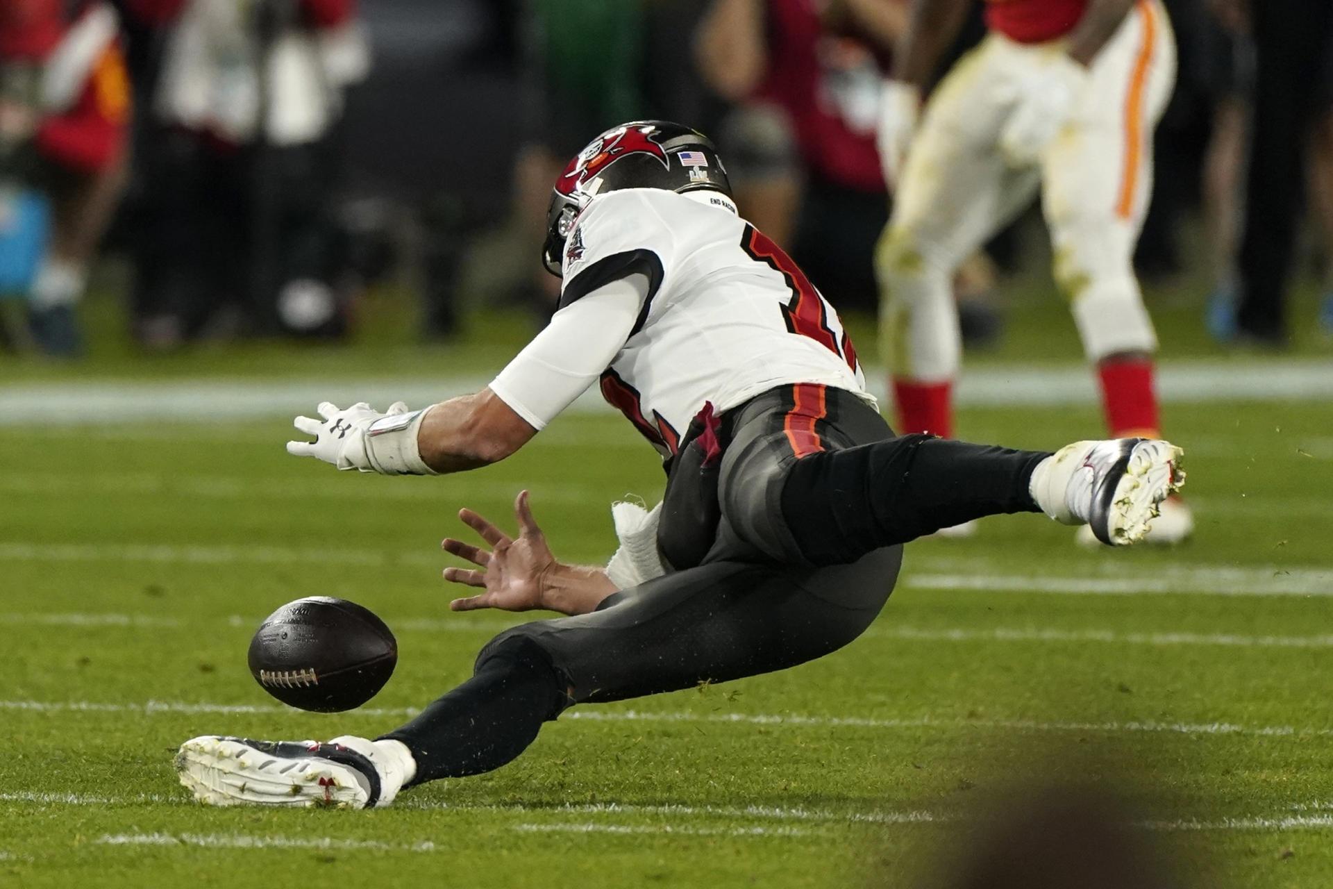 Tom Brady, quarterback des Tampa Bay Buccaneers, lors du match de Super Bowl face à Kansas City, le 7 février.