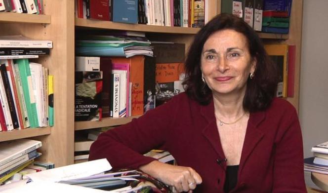 La sociologue Anne Muxel.