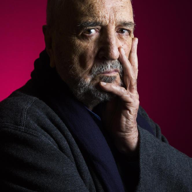 Jean-Claude Carrière, en 2014.