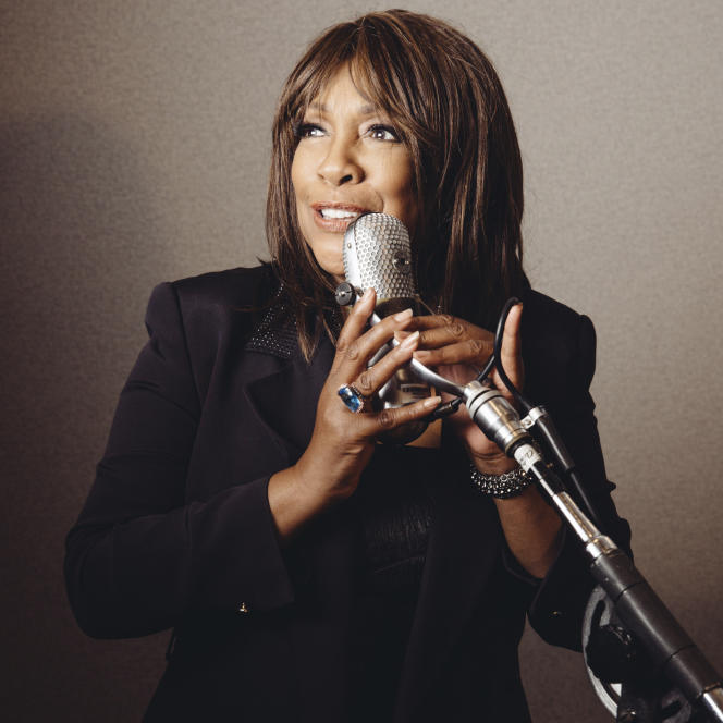 Mary Wilson, en juin 2014, à Los Angeles.