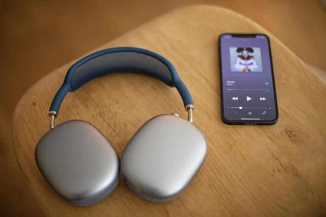Les AirPods Max seront capables de diffuser de la musique en audio «spatial», mais pas en «lossless».