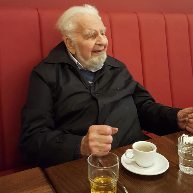 Jay G. Blumler, à Berlin, en 2019.