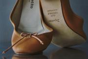 Ballerines Camille, en veau Nappa, Repetto, 245€.