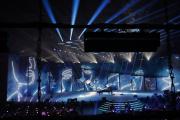 Lors des Victoires de la musique, àBoulogne-Billancourt (Hauts-de-Seine), le 12février.