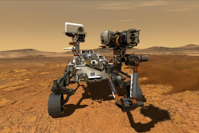 « Le but avoué et répété d'Elon Musk n'est autre que la planète Mars (...) à des fins d'installation et surtout de colonisation».