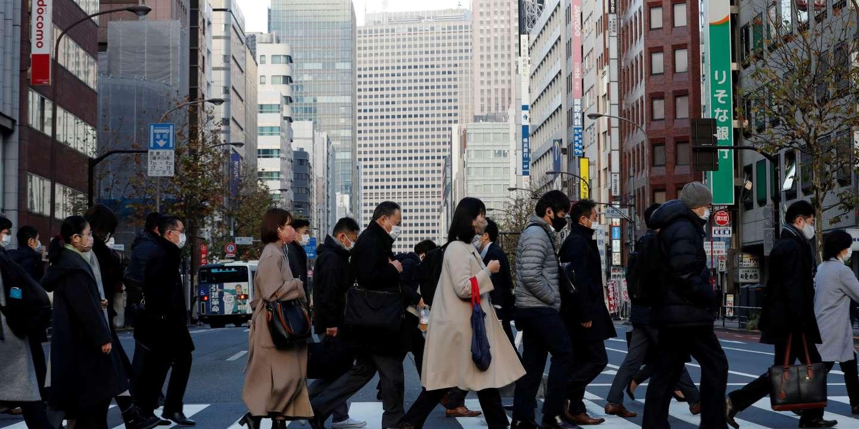 Le PIB du Japon a chuté de 4,8 % en 2020, sa première contraction annuelle depuis 2009 - Le Monde