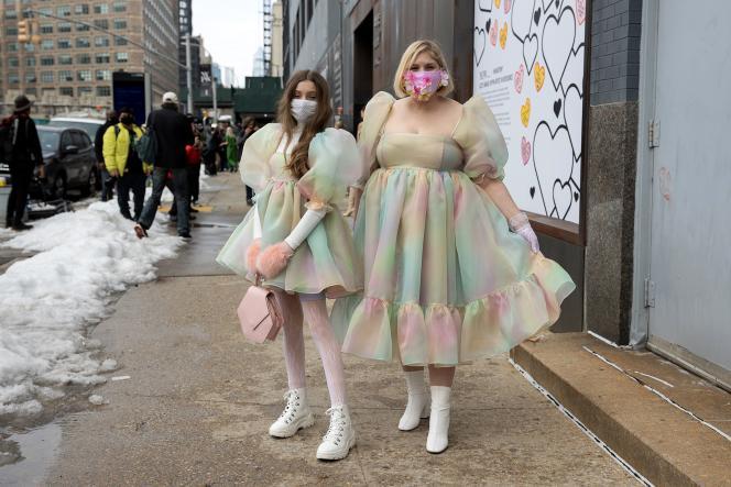 La dernière édition de la Fashion Week de New York, qui s'est tenue du 14 au 18 février, a affiché un programme peau de chagrin.