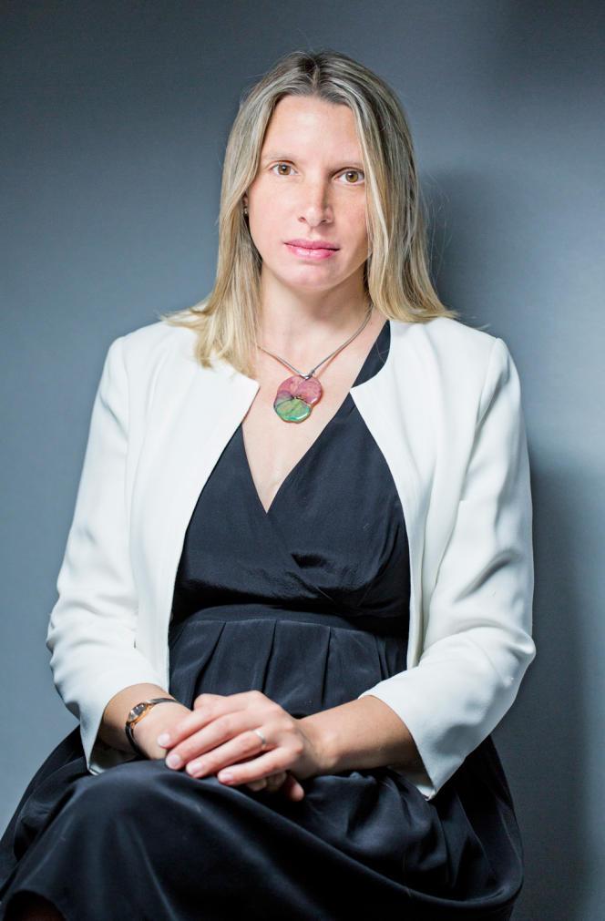 Laetitia Saint-Paul, la vice-présidente de l'Assemblée nationale, en juillet2020.