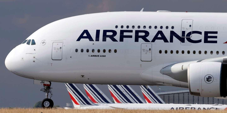 Covid-19 : 7,1 milliards d'euros de perte pour Air France-KLM - Le Monde