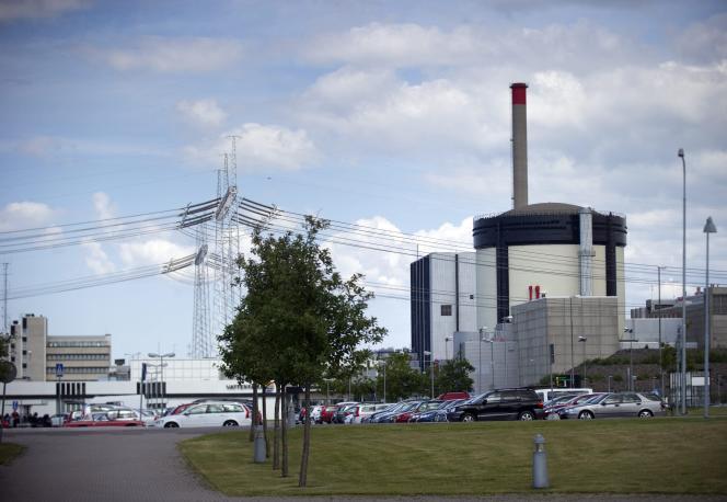 Le réacteur Ringhals 1 (ici en juin 2012), au sud de Göteborg, sur la côte ouest de la Suède, a cessé son activité le 31 décembre 2020.