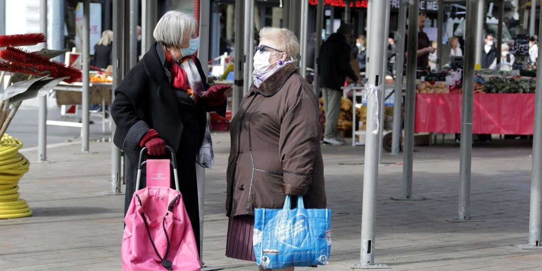 Covid-19 : des membres du conseil scientifique se disent favorables à un auto-isolement des plus âgés - Le Monde