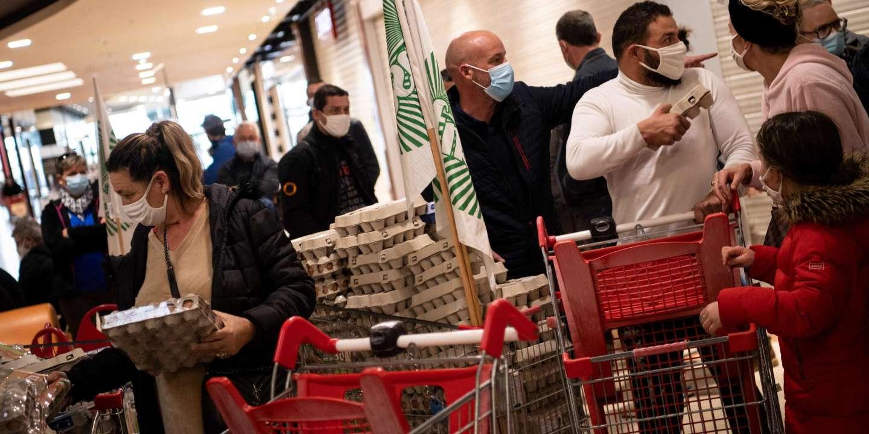 Le gouvernement fait pression pour des prix plus justes dans l'alimentaire - Le Monde