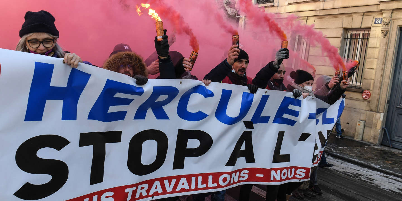 EDF : d'anciens hauts dirigeants critiquent le plan « Hercule » - Le Monde