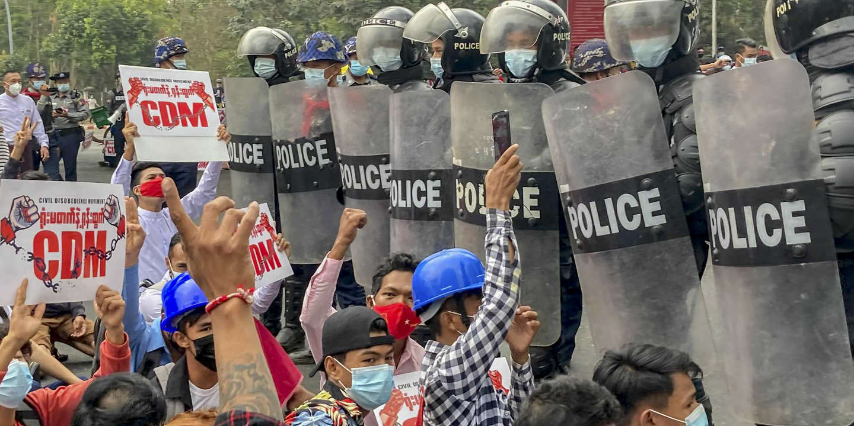 En Birmanie, des sites gouvernementaux ciblés par des hackeurs - Le Monde