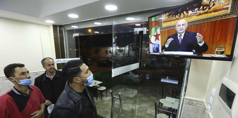 En Algérie, le président Tebboune tente de reprendre la main après trois mois d'absence - Le Monde