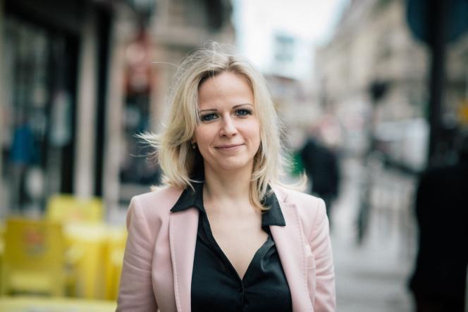 Tatiana Stanovaya, politologue russe