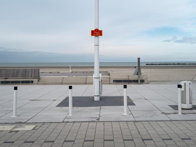 A Dunkerque (Nord), le 18 février.