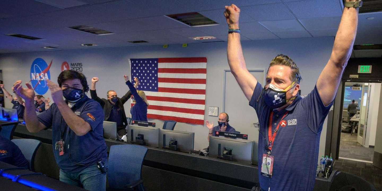 Éditorial Perseverance sur Mars : émerveillement sans frontières - Le Monde
