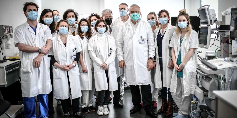 « Quand les médecins redonnent l'espoir : dans les coulisses d'opérations miracles », sur M6 : histoires de trois premières médicales - Le Monde