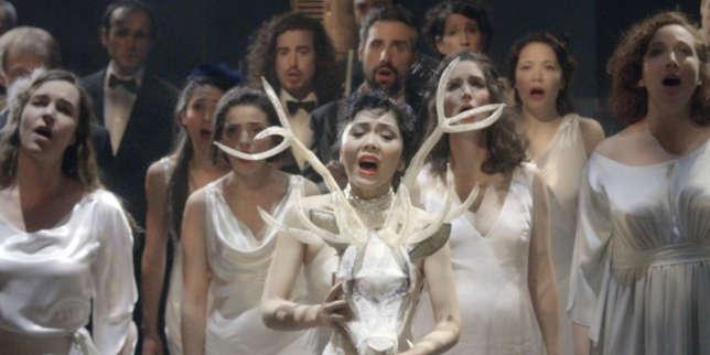 «Actéon», sur Arte.tv: un petit opéra de Charpentier repensé au long d'un plan-séquence