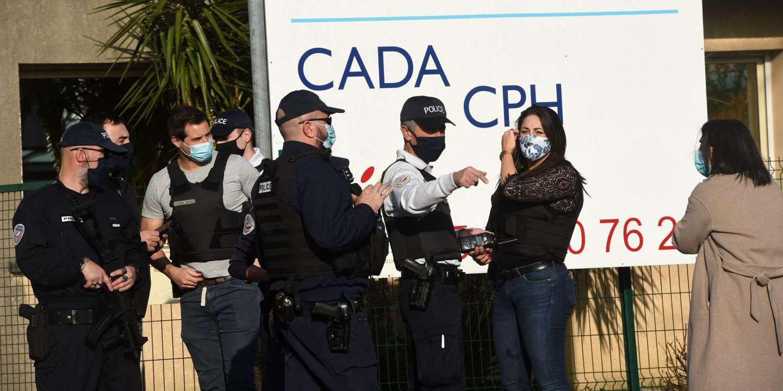 A Pau, l'homme suspecté d'avoir tué un responsable d'un centre d'accueil de demandeurs d'asile mis en examen et écroué