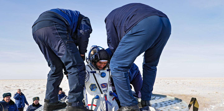 Article réservé à nos abonnés L'Agence spatiale européenne recrute ses futurs astronautes - Le Monde