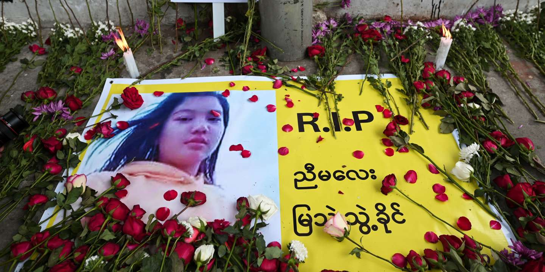 La Birmanie se prépare aux funérailles de la première victime de la répression militaire - Le Monde