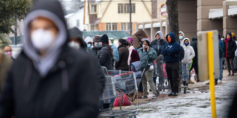 Le Texas au bord de la crise humanitaire après une vague de froid historique - Le Monde