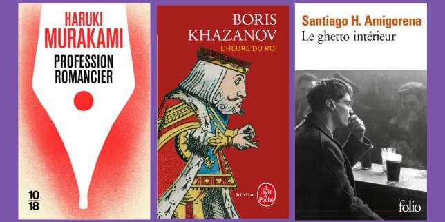 Haruki Murakami, Boris Khazanov, Santiago H. Amigorena: la chronique «poches» de Véronique Ovaldé
