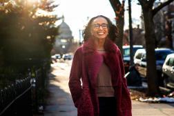 Robin Givhan à Capitol Hill, un quartier de Washington, DC, le 5 février.