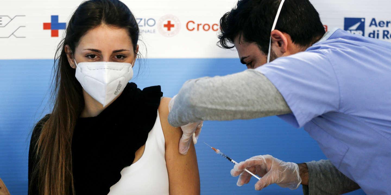 Vaccins contre le Covid-19 : comment l'Europe tente de combler son retard - Le Monde