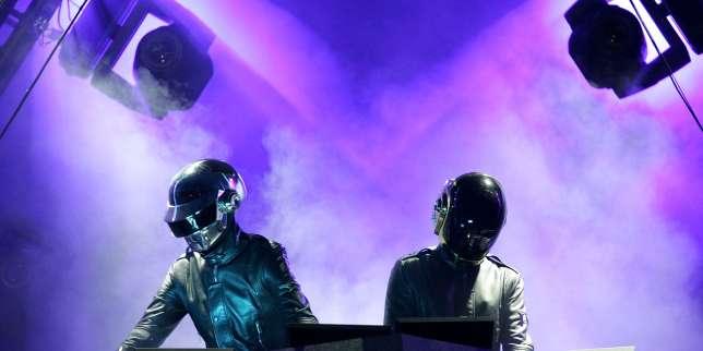 Daft Punk et les samples: transparents ou cachés, ils ont construit une partie de leur musique