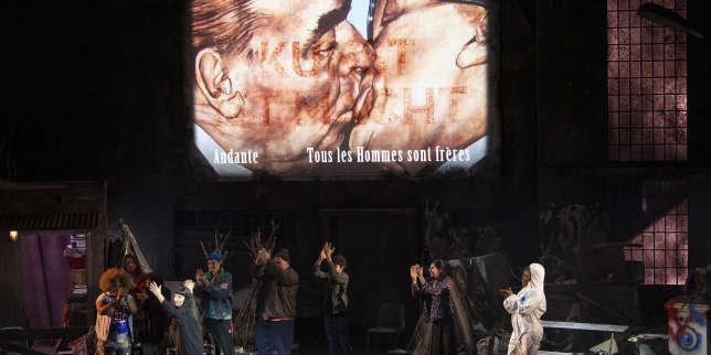 Opéra: «La Clémence de Titus» de Mozart au tribunal de Milo Rau