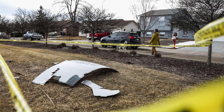 Des Boeing 777 immobilisés et sous inspections supplémentaires après l'incident de Denver - Le Monde