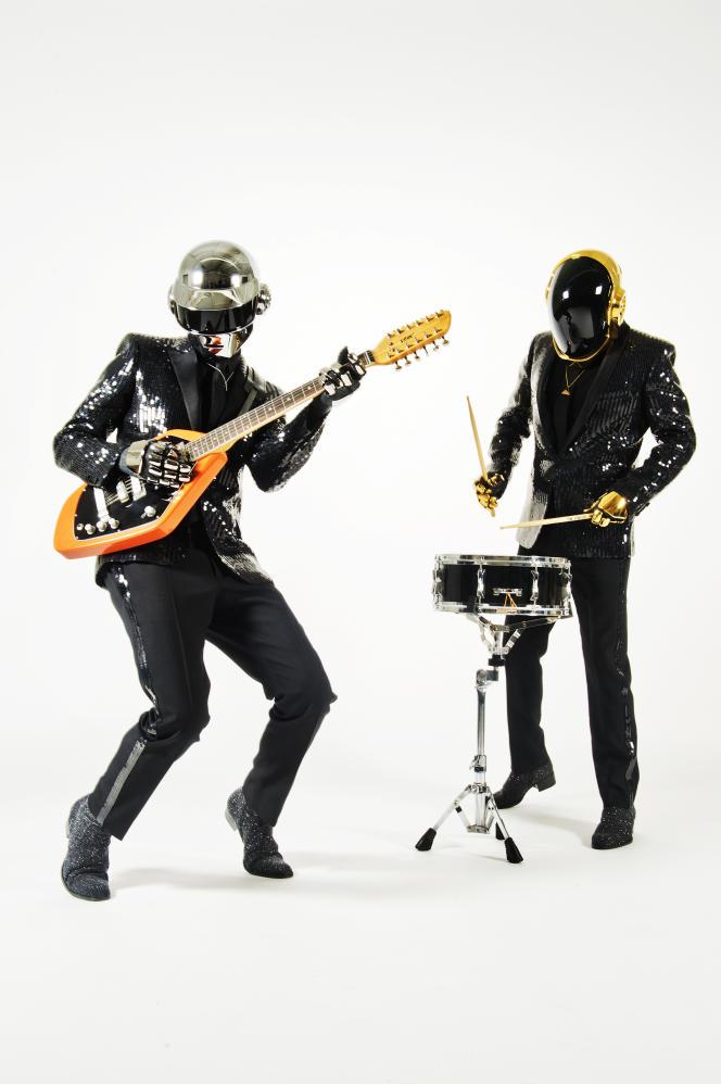 """, L '""""épilogue"""" des Daft Punk, pionniers de la French touch, après trois décennies de succès,"""