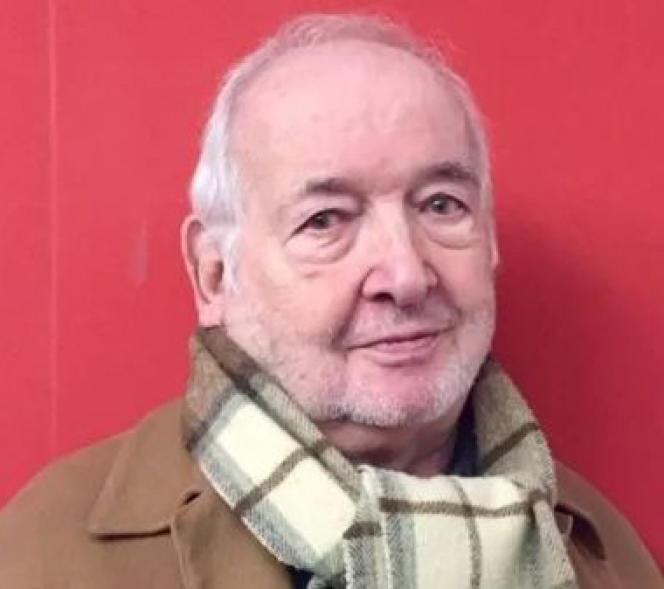 Le journaliste et producteur de radio Claude Carrière.