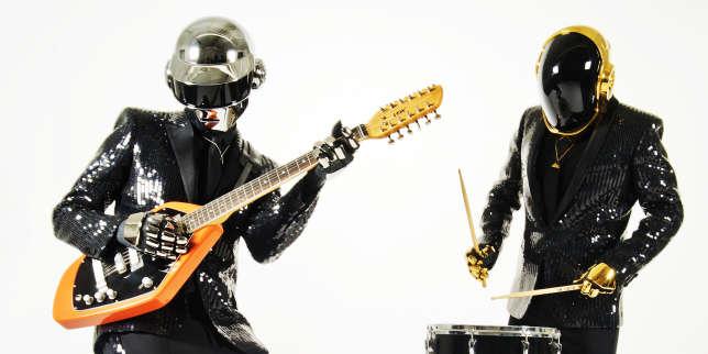 «L'épilogue» des Daft Punk, pionniers de la French touch, après trois décennies de tubes