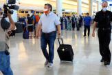 Ted Cruz à l'aéroport de Cancún: c'est peut-être un détail pour vous…