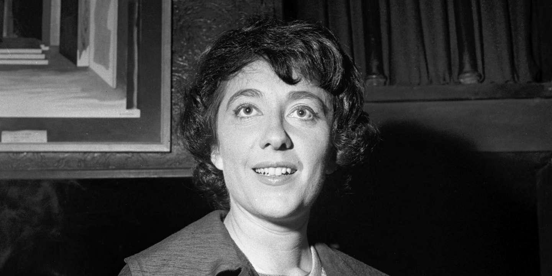 Hélène Martin, qui avait chanté les grands poètes, est morte - Le Monde