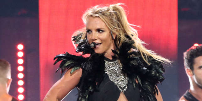 «Britney Spears» : la première fois que «Le Monde» l'a écrit