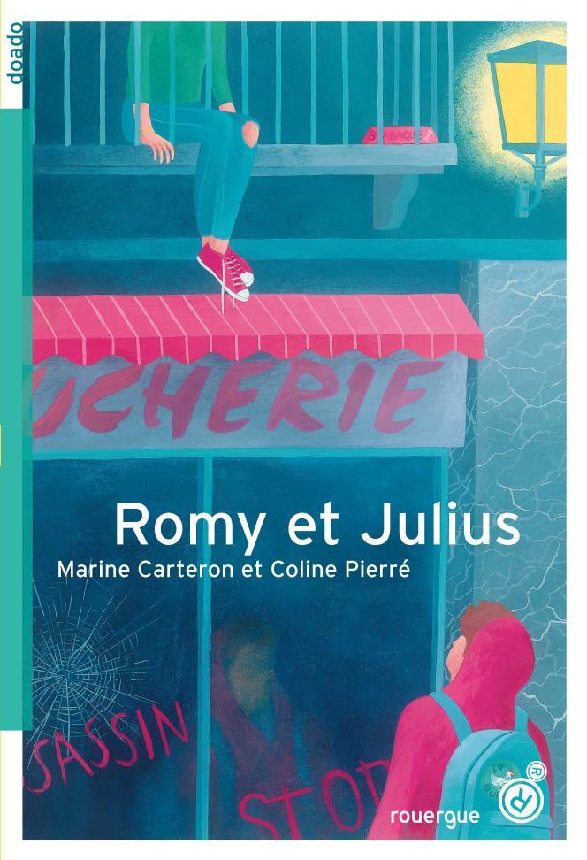 «Romy et Julius», deMarine Carteron et Coline Pierré.